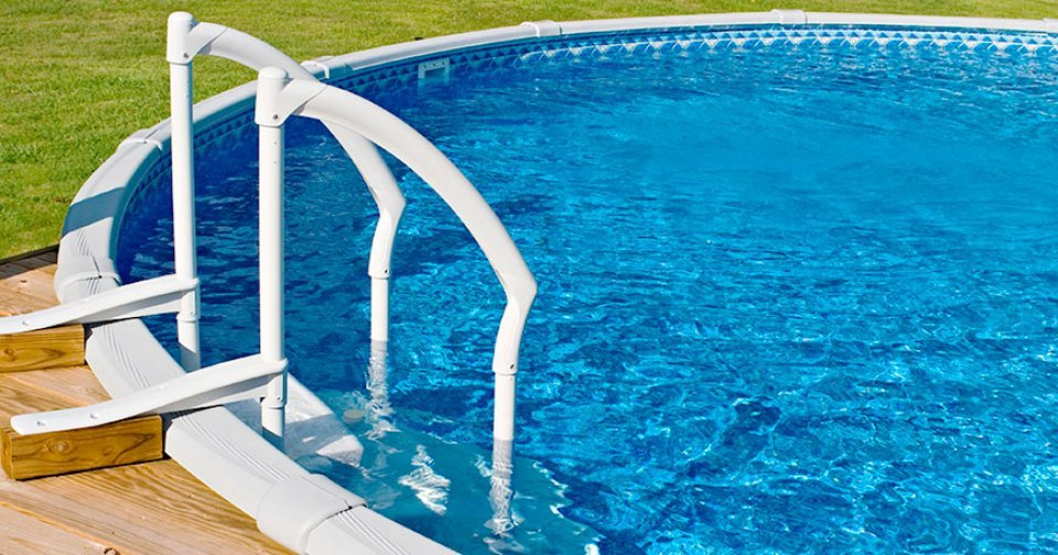 Poolside - Considerations of an above ground pool